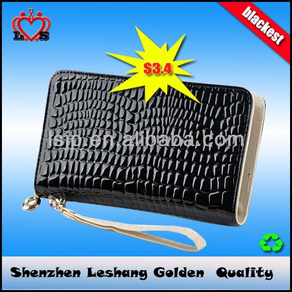 2014 Newest clutch bags wallet card bags wholesale wallet with gps