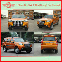 2013 powerful strong new design gasoline 4wd SUV