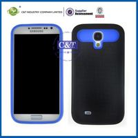 Combo case for galaxy s4 new sumsung mobile phone