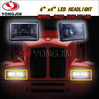 5 inch black sealed beam headlight for jeep/truck/4x4/cars