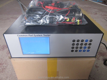 common rail injector and pump tester , model CRS3-I