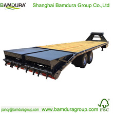 Bamboo Utility Flatbed Truck Trailer Decking