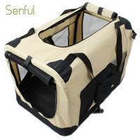 Low Price Airline DogTravel bag dog pet crate