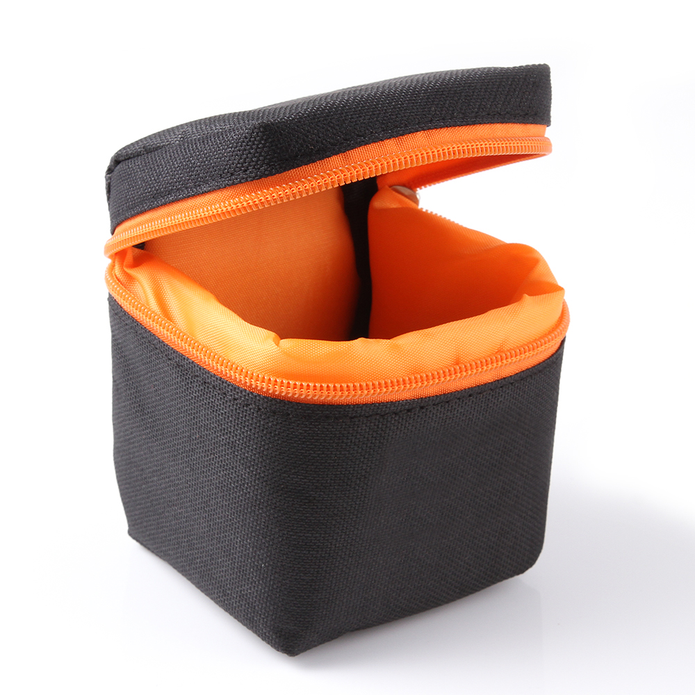 Waterproof Protector Carry Pouch Case Lens Bag Cover For DSLR Mirrorless Camera Lens
