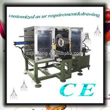 horizontal final forming machine for Dimension2440mm * 1830mm * 1530mm with Branded electrical components