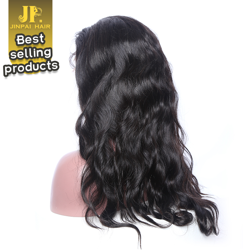 JP Hair 2018 Wholesale Good Quality 100 Percent Human Hair Wigs 360