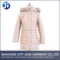 Wholesale High Quality Windproof Women Lightweight Down Jacket