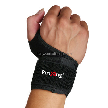 high quality tunnel crossfit wrist wraps wrist wraps crossfit China manufactured in China