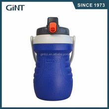 High quality portable plastic insulated water jug plastic cooler jug/kettle