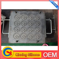 Latest factory direct high cost of silicone injection molds