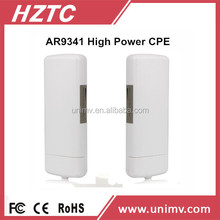 hot sale400mw 5.8Ghz 300Mbps High Power Outdoor Wireless Access Point /CPE Equipment/ AP/wireless router/ Client / Router/