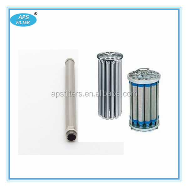 replacement cartridge type Boll & KIRCH candle filter element