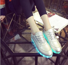 Z53736B adults led shoes for lovers latest style for man and women new design led shoes
