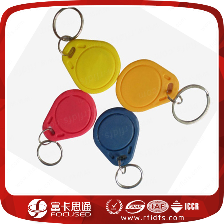 Programmable Door Access Control RFID Blank Key Fobs