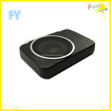 Fashion Car Subwoofer 8inch 240w Magic Voice Auto Active Subwoofer for Car