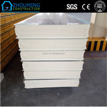 Factory selling polyurethane sandwich panel 200mm
