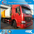 china truck for tar chip paving supplier