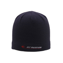 New simple winter cap hat blank polar fleece caps hats bucket hat