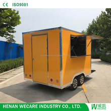 2017 Mini Edition Environmental Electric Mobile breakfast Food Trailer