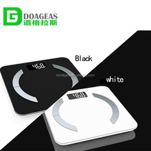 Wholesale products personal bluetooth body analysis scale smart weighing scale with iOS&Android