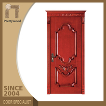 Home Front Decorative Pattern Custom Color External Walnut Doors