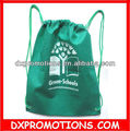 personalized nonwoven drawstring bag/backpack