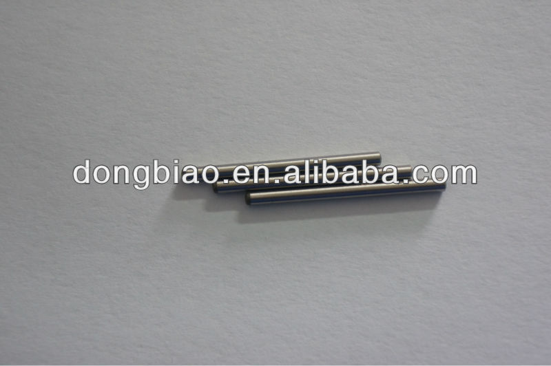 OEM high precision stainless steel black head parallel dowel pin