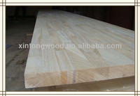 AA grade paulownia wood finger joint board/finger joint panles