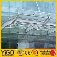 outdoor canopy ,glass canopy hinge with low price