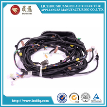 6 pin connector wire harness electronic connector wire harness automotive