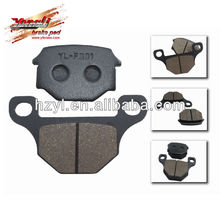 heavy duty adult pedal go kart brake pads