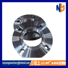Forged malleable ductile sanitary stainless steel flange