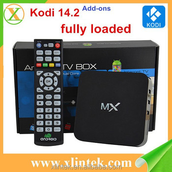 factory price original HD18 mainboard Kodi 14.2 best stable quality mx android tv box