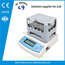 measured density and volume LCD direct readings gold density tester