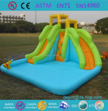 cheap Inflatable water slide for child