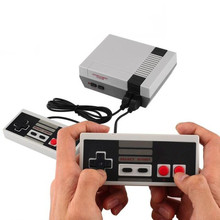 Fancytech Mini Console Built-in 620 Non-repetitive Game Retro Handheld Game Console Home TV Video Game Console
