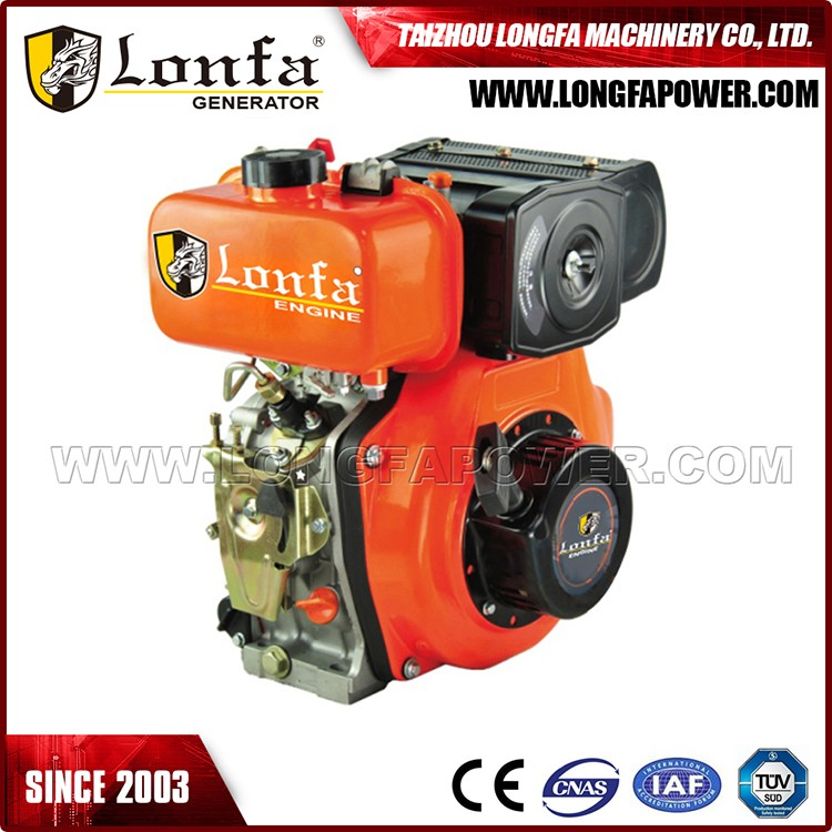8hp 10hp Small Single Cylinder Air Cooled Marine Kama