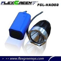rechargeable 18650 Cree xml T6 led headlight