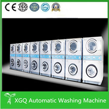 professional commercial coin operated washer dryer all in one