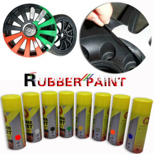 Peelable instantly Spray paint masking film for car rims.