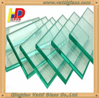 Good Quality Float Type Clear 8mm Tempered Glass 10mm Tempered Glass Weight