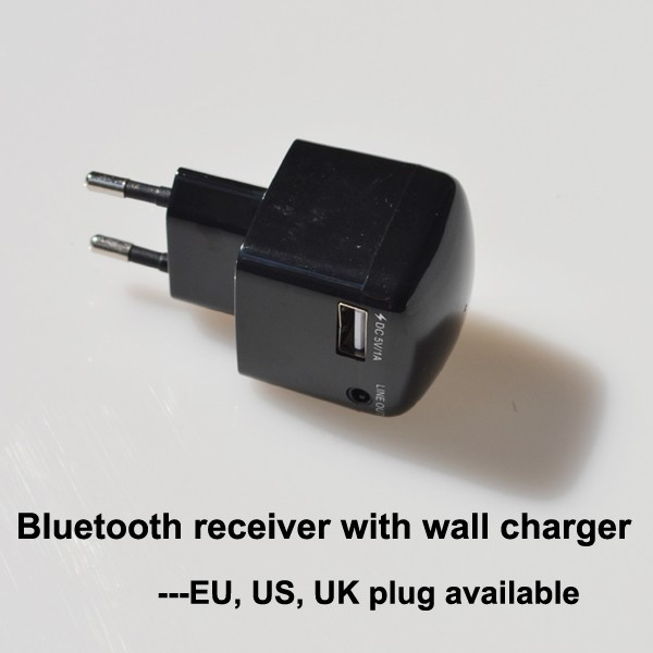 useful bluetooth adapters support usb charging port for smart phones