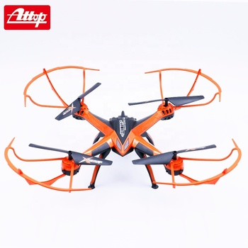 A10  Headless mode selfie drone 2.4G 4ch rc GPS drone with hd camera
