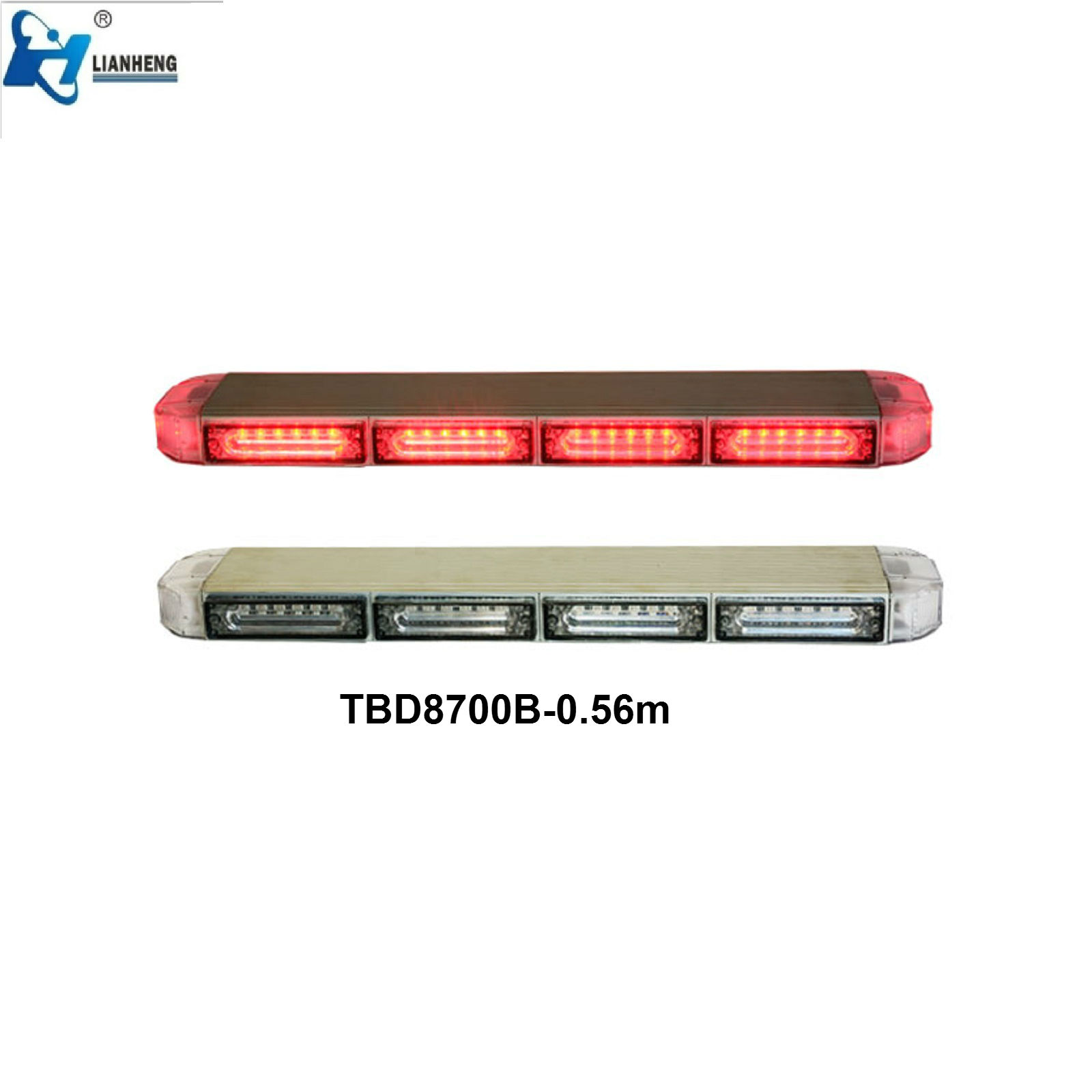 Police emergency led lightbar fire led lightbar TBD8700B