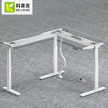 3-legs Electric Height Adjustable Working Table And Desk