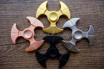 Anti Stress Metal Fingertip Gyroscope High Speed RotateFidget Hand Finger Spinner