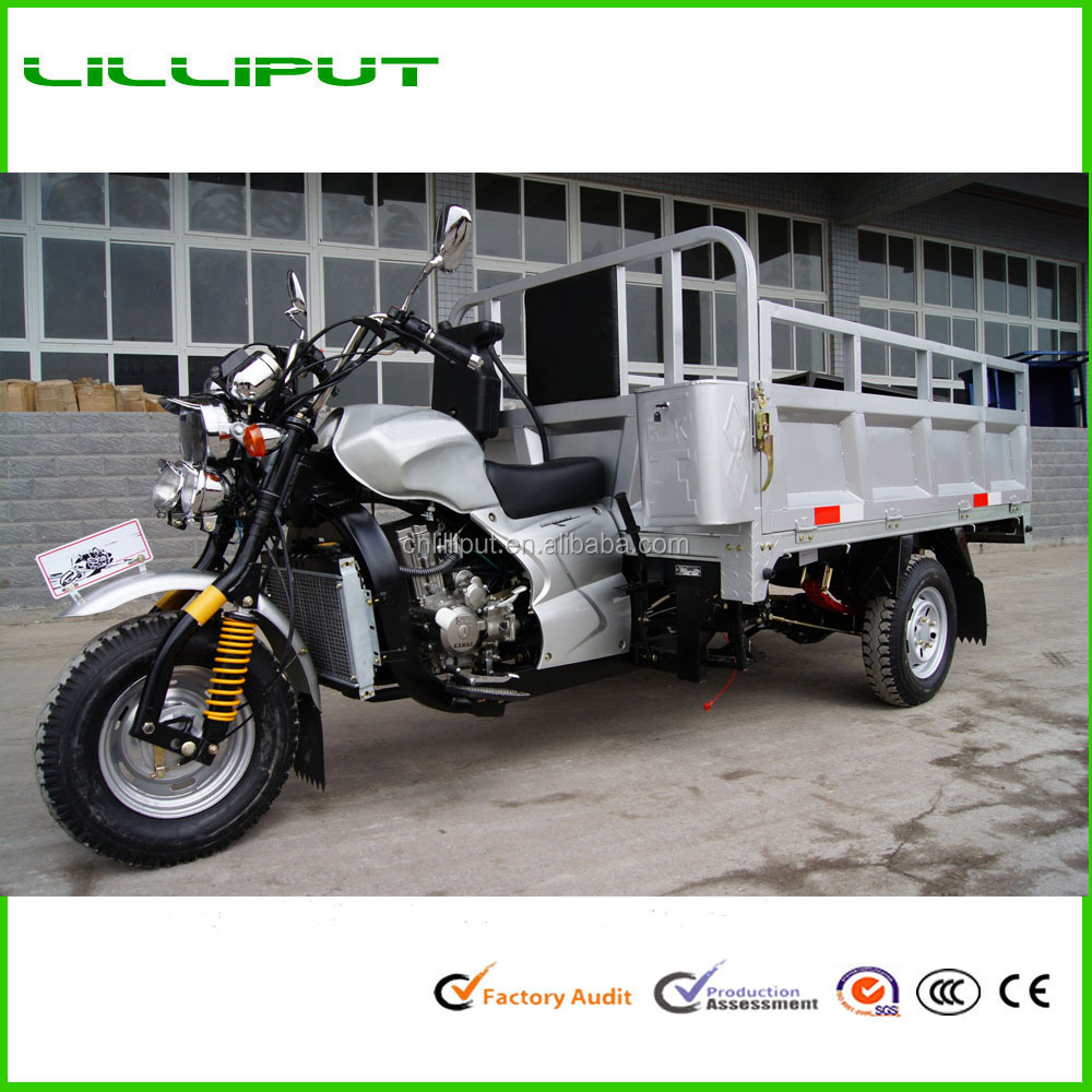 Electric Start Heavy Loading Cargo Tricycle
