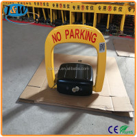 Intelligent Bluetooth Remote Controlled Car Parking Barrier / Parking Lock