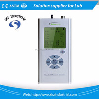 portable digital laser particle size analyzer