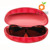 leopard print eye glass case, classical portable hot reading glasses case